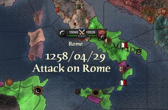 romeinvasion