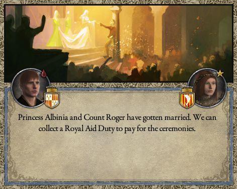 albiniamarriage