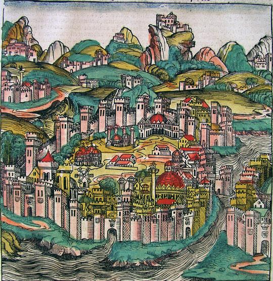 Saloniki Macedonia Medieval 2