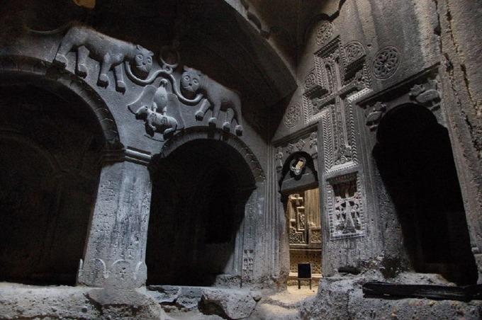 Beautiful_Geghard_Monastery