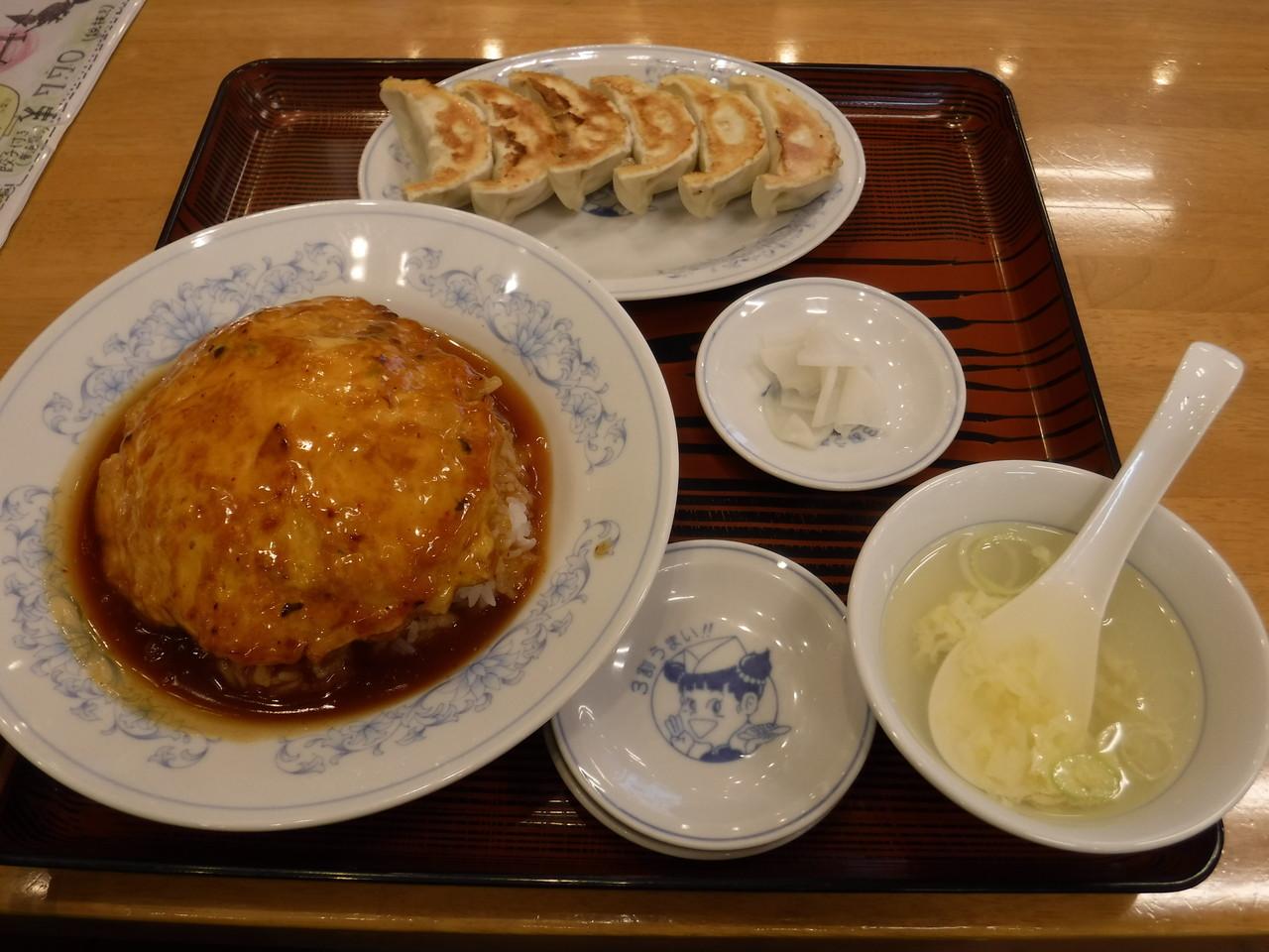 満州 東大 和 餃子 の