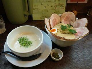 みつばつけ麺