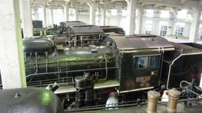 梅小路蒸気機関車館4