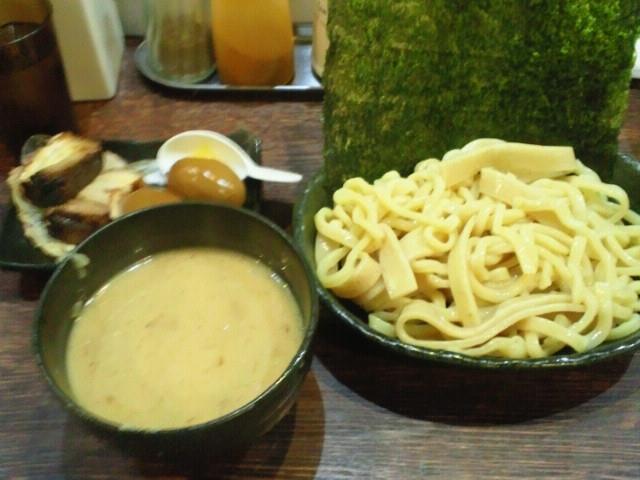 特製バカつけ麺