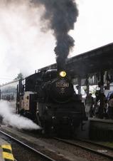 真岡鉄道SL2