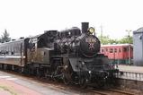 真岡鉄道SL1