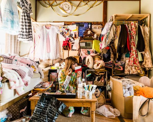 【衝撃】日本人女性の「オタク部屋」がガチでヤバ過ぎる