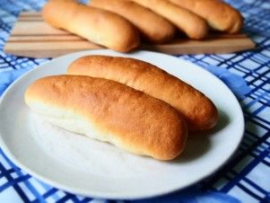 スペルト小麦のミルクコッペパン
