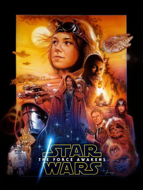 Star_Wars-The_Force_Awakens-Poster-Adam_Schickling