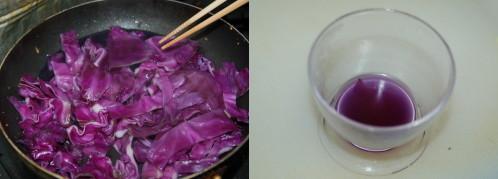 紫キャベツ!