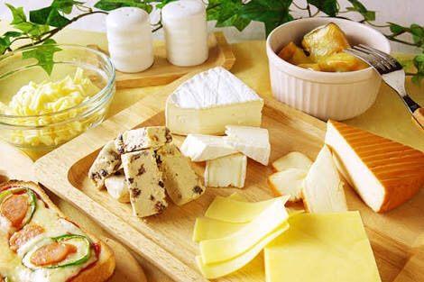 ワイが美味いと思うチーズで打線組んだ