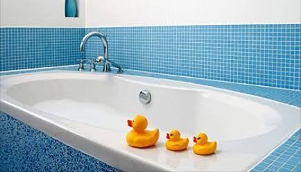ワイ「お風呂はいるぅぅーんだ!」空の浴槽「アハハ!」