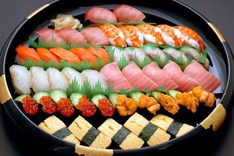 寿司詰め合わせ「この中に一人いらない奴がいまーすwwww」