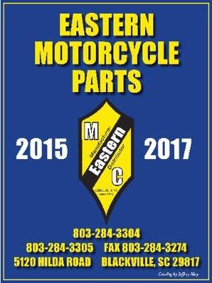 第17回当社取り扱いブランド紹介マラソンブログ~Eastern Motorcycle Parts(イースタンモーターサイクルパーツ)~