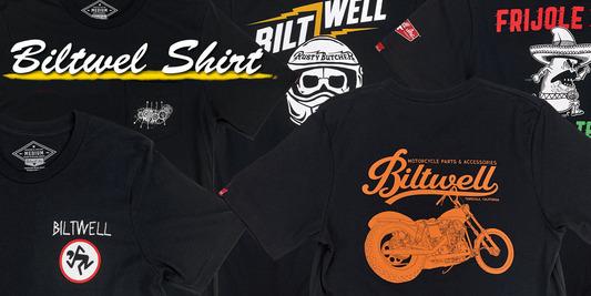 ☆おしゃれなBiltwellのT-シャツ登場☆