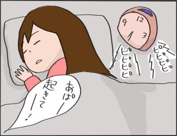 目覚まし時計1