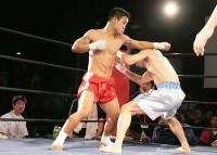 佐藤拳真朗_ラウェイKushima's Fight12