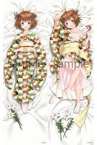 無邪気の楽園 「ないしょのおきがえごっこ」抱き枕カバー サヨ