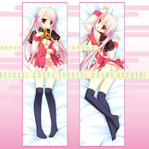 「ハチミツ乙女 blossomdays」間臼美樹 抱き枕カバー