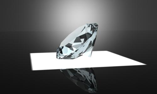 ダイヤモンド 展示用