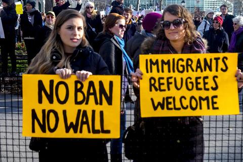 no-ban-no-wall-yellow