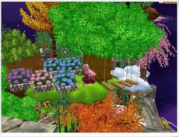 四季の庭10