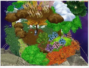 四季の庭3