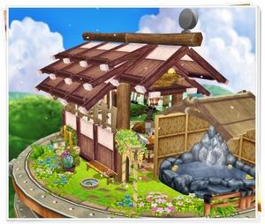 810庭博ドラちゃんの御茶屋さん(裏側)