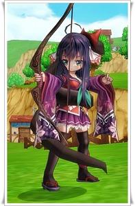 清姫さんの弓