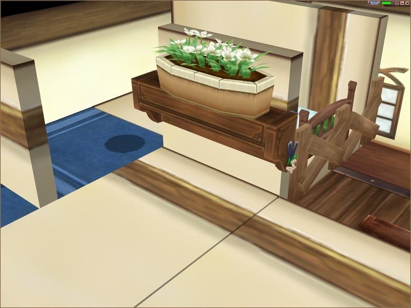 庭作り①-今回のお庭 2階と棚