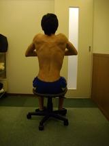 大胸筋back