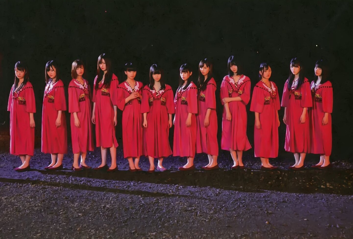 【エンタメ画像】【乃木坂46】3期生新曲『オレの衝動』伊藤理々杏がセンター★面白いフォーメーションだね