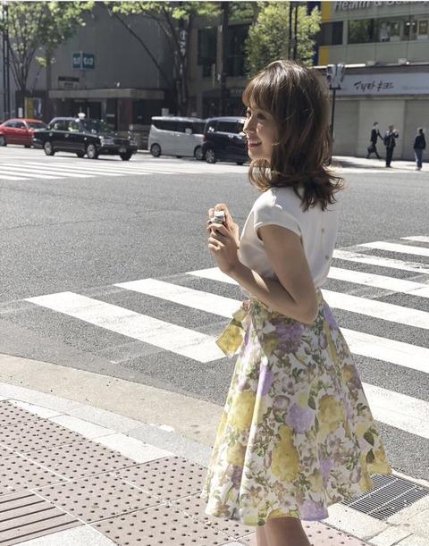 【乃木坂46】衛藤美彩 『美人百花 6月号』オフショットを公開!