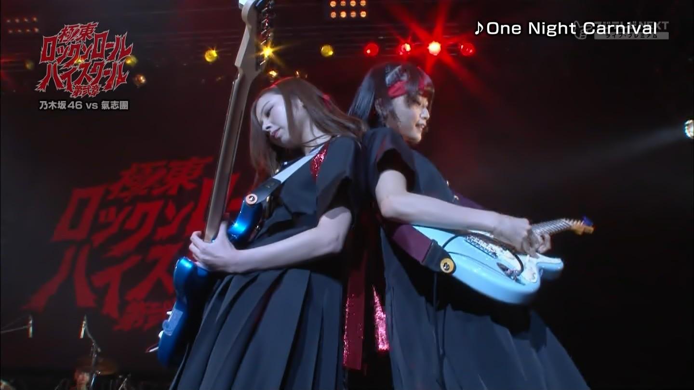 【エンタメ画像】《乃木坂46》『リフや間奏のギターソロ』が素晴らしいと思う乃木坂ちゃんの楽曲は?
