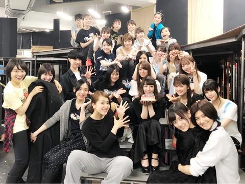 【乃木坂46】玉置成実さんのブログにセーラームーンのキャストが勢ぞろい!