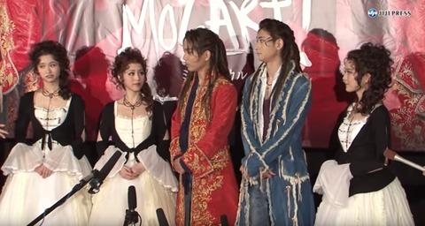 【乃木坂46】生田絵梨花 ミュージカル『モーツァルト!』インタビュー動画公開!