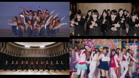 【乃木坂46】乃木坂ちゃんで一番好きな『アンダー楽曲』といえば?