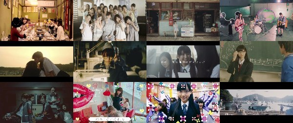 【エンタメ画像】《乃木坂46》乃木坂ちゃんの『ドラマ・ストーリー系』MVでナンバーワン観返したのは?