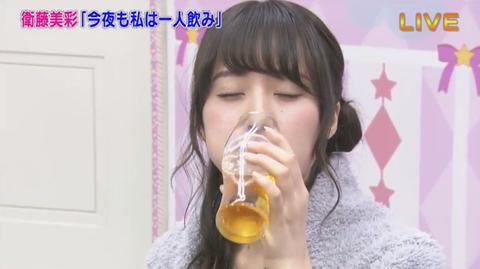 【乃木坂46】お酒が強そうなメンバーといえば!?