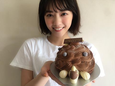 【乃木坂46】西野七瀬×ハリネズミがかわいすぎる!