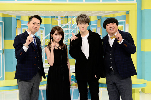 【乃木坂46】来週 6/12の『ソノサキ』に秋元真夏がジェジュンとゲスト出演!