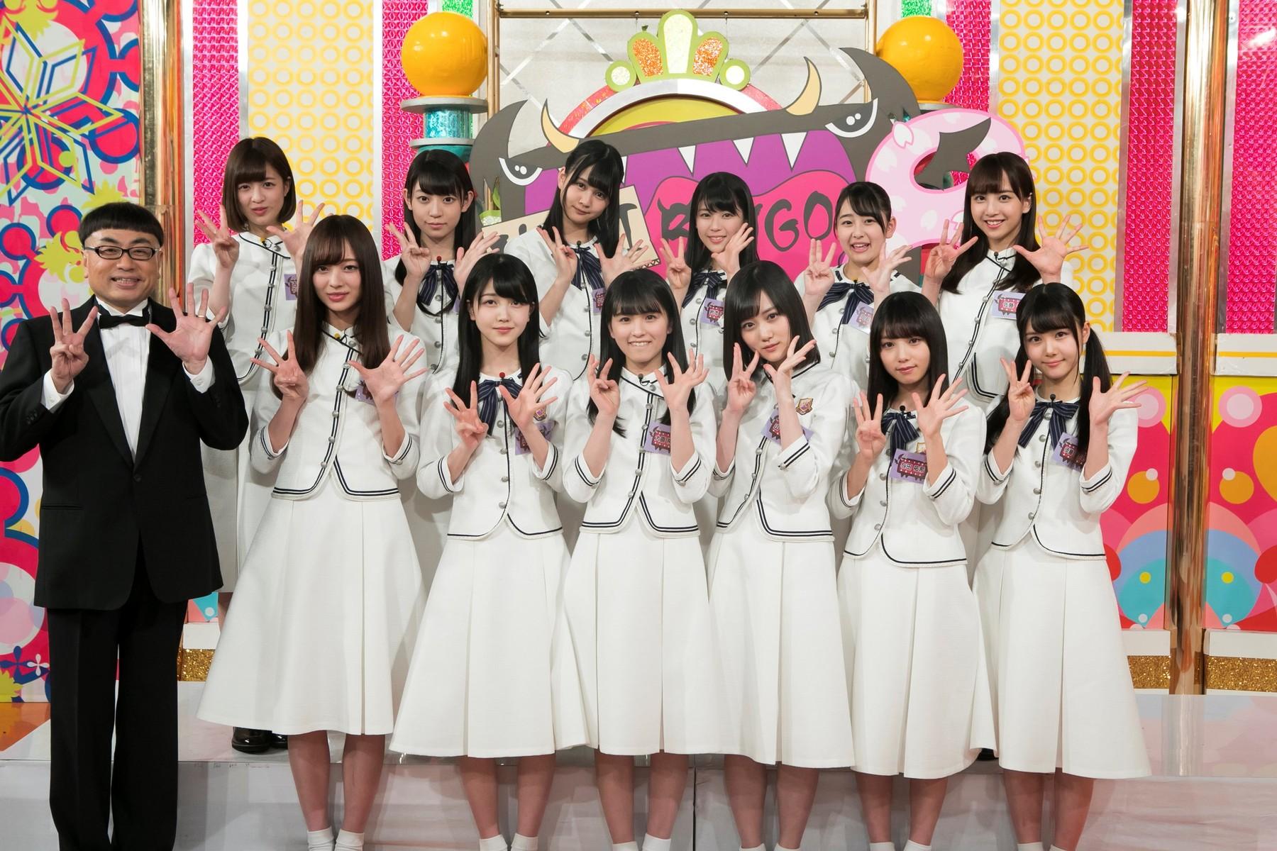【エンタメ画像】【乃木坂46】今夜スタート『NOGIBINGO!8』オフショットを公開!!楽しみだな♪♪♪