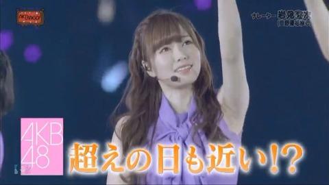 【乃木坂46】『AKBINGO』に最強美人グループ乃木坂46が降━━(゚∀゚)━━臨!!チームKと激突www