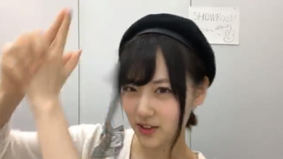 【エンタメ画像】【乃木坂46】山下美月 『SHOWROOM』ずっきゅんがあざとキャワワ!!!!!!