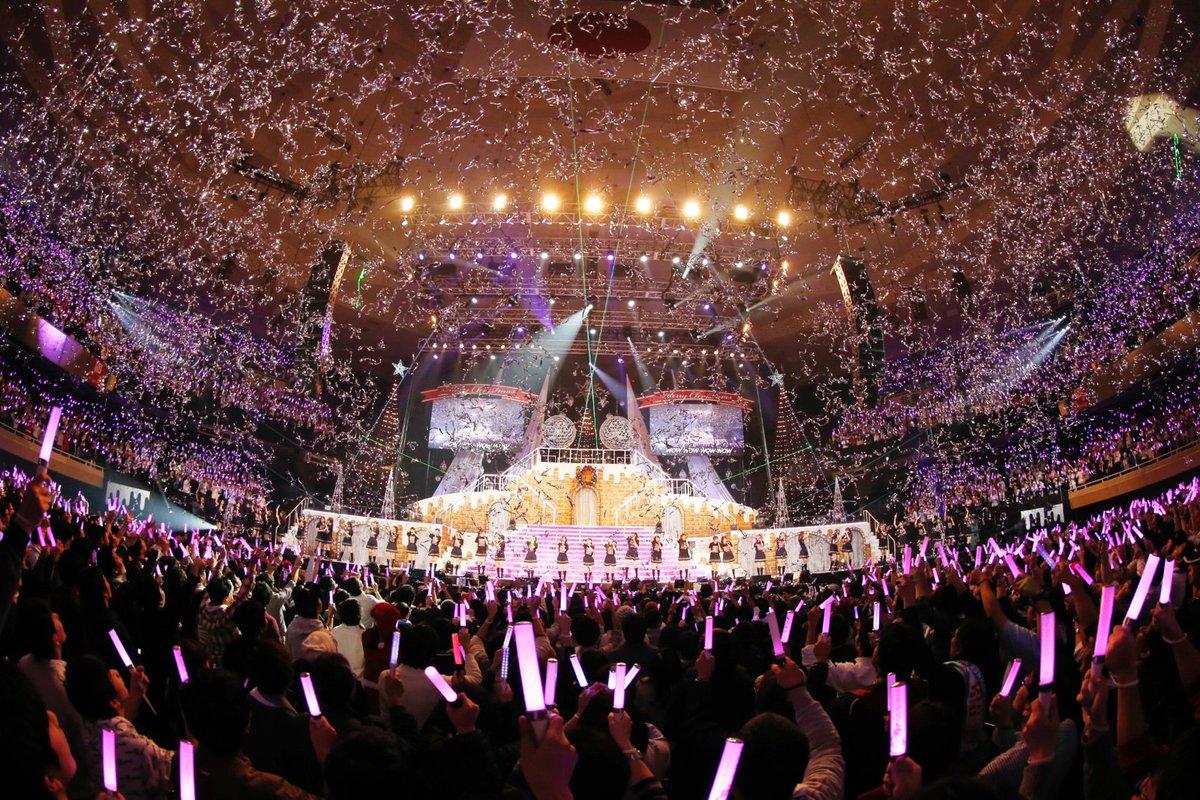 【エンタメ画像】【乃木坂46】今年の『Merry X'mas Show』やるとしたらどこで開催されるのかな?