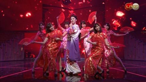 【乃木坂46】藤あや子×乃木坂46のチャイナドレス『曼珠沙華』実況まとめ 録画しててよかったあああああ!