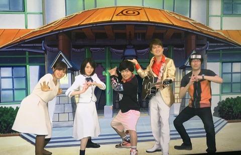 【乃木坂46】生駒里奈 4月1日放送『NARUTO TO BORUTO スペシャル!』に出演決定!