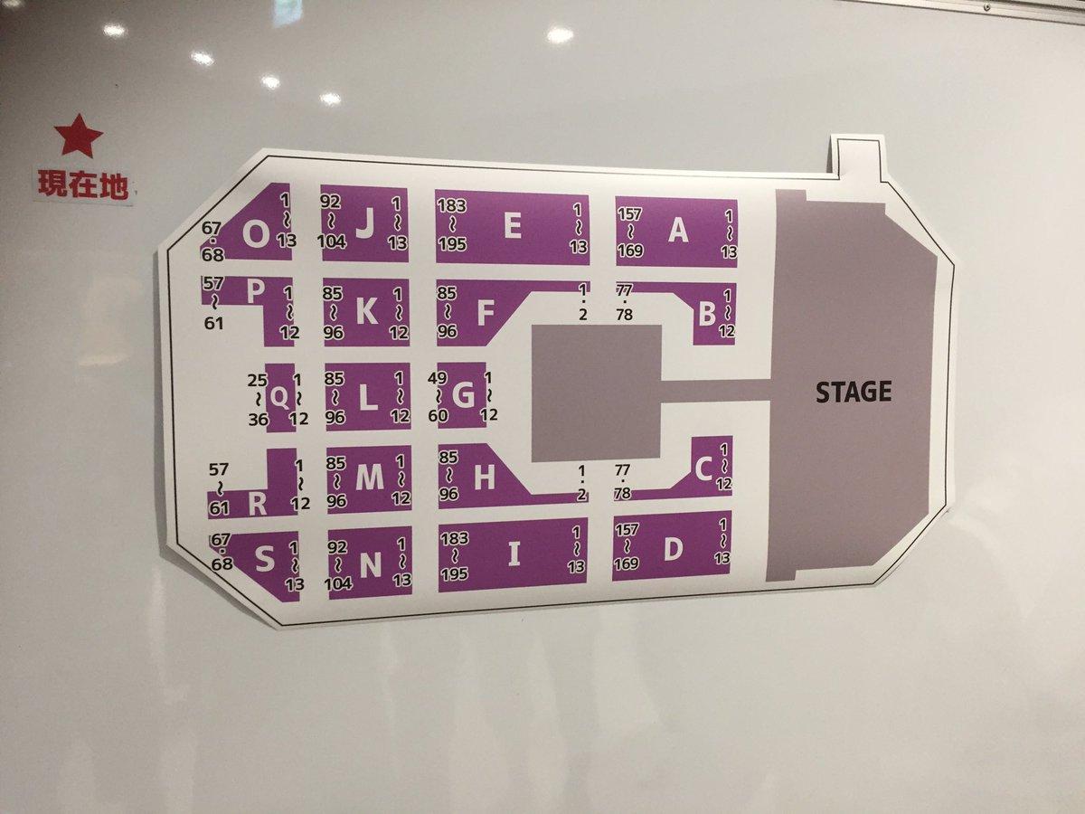 【エンタメ画像】《乃木坂46》『真夏の全国ツアー2016 仙台公演』ゼビオアリーナ座席表・物販完売状況まとめ