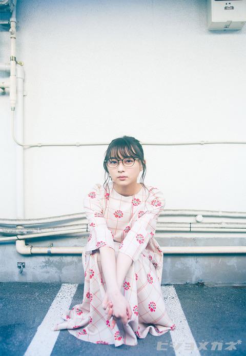 【乃木坂46】鈴木絢音×ビジョメガネ『デジモノステーション』に登場!