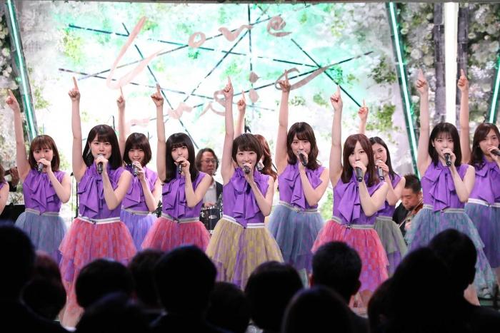 【エンタメ画像】【乃木坂46】4月6日23:00~『Love music SP』に出演が決定!!『君の名は希望』を披露!!